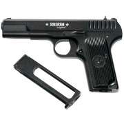 Пневматический пистолет SMERSH H51 4,5 мм. (ТТ NBB неподвижная рама)