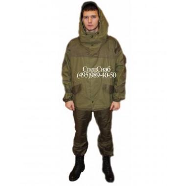 Костюм «Горка 2» с накладками (куртка+брюки)