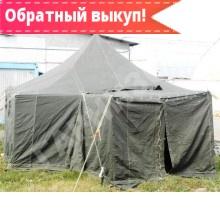 Барачная армейская палатка унифицированная зимняя (БАПУЗ-20)