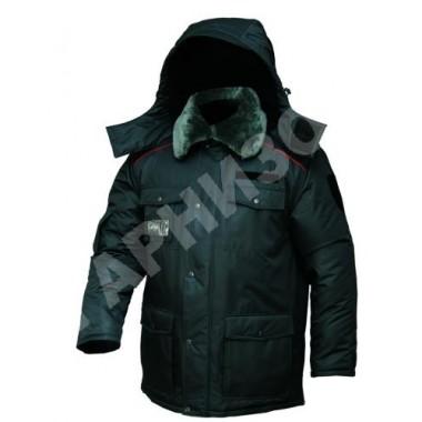 Куртка всесезонная Полиция удлиненная