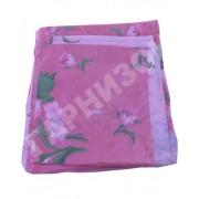 Комплект постельного белья гражданский цветной облегченный №1 (простыня + наволочка)